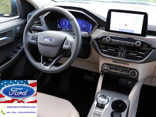 Nội thất Ford Escape 2020